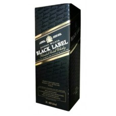 Виски Блек Лейбл (Whisky Black Label) 2 литра