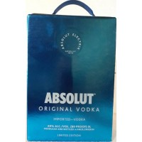 Водка Абсолют (Absolut Electrik) Limited Edition 3 литра 40%